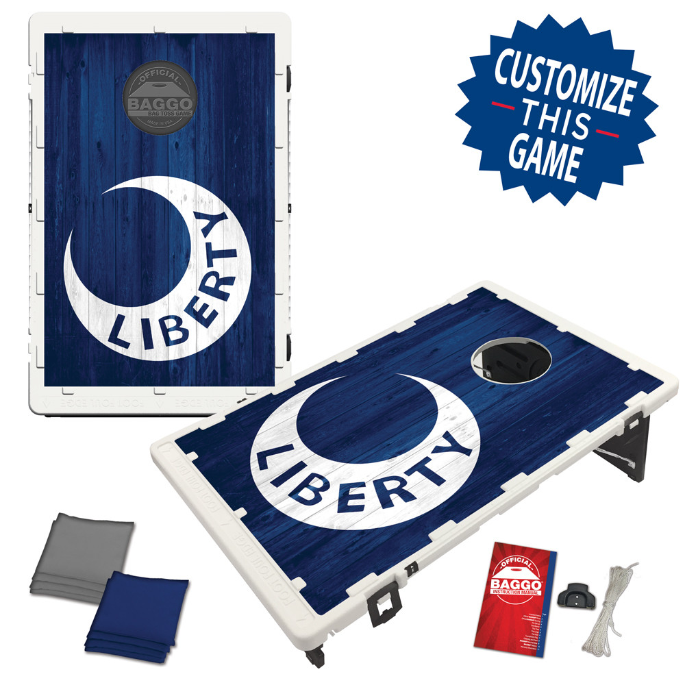 Moultrie Flag Heritage Edition Bean Bag Toss Game by BAGGO