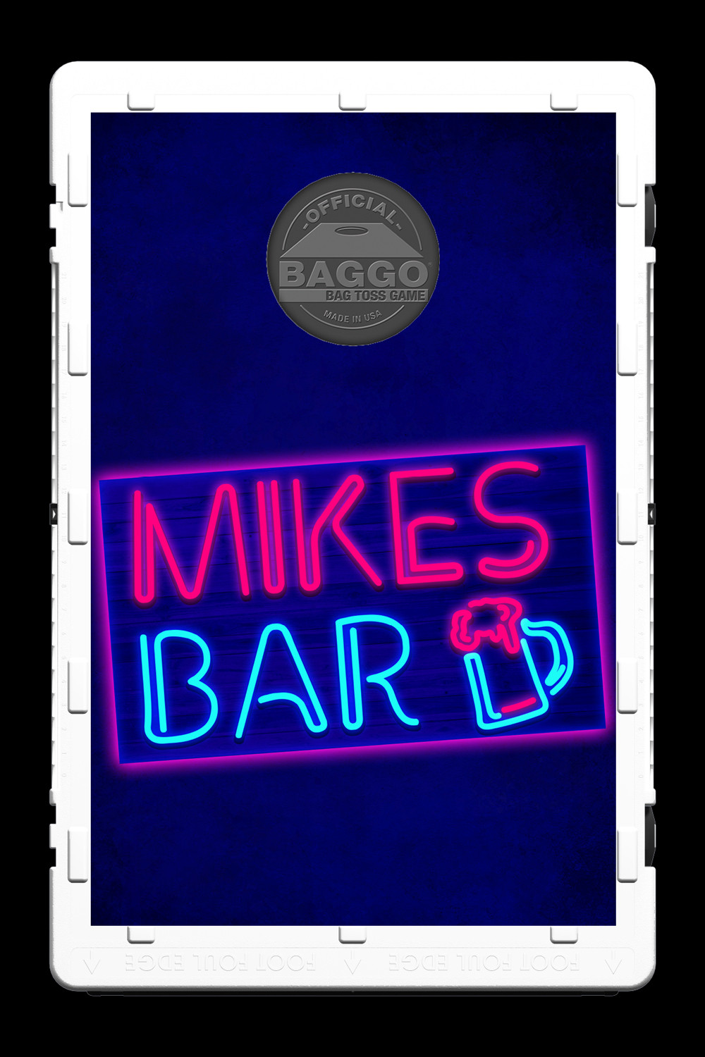 Classic Neon Bar Sign Screens (only) by Baggo
