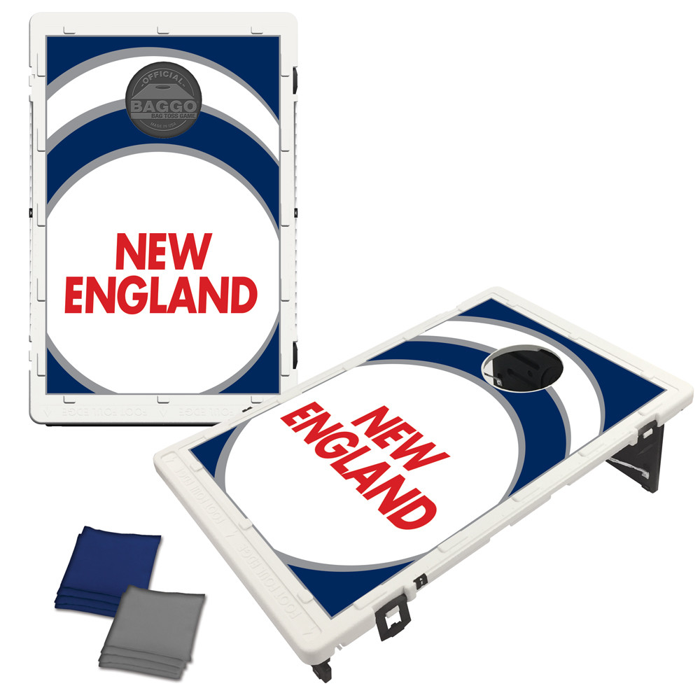 New England Vortex Baggo Bag Toss Game by BAGGO