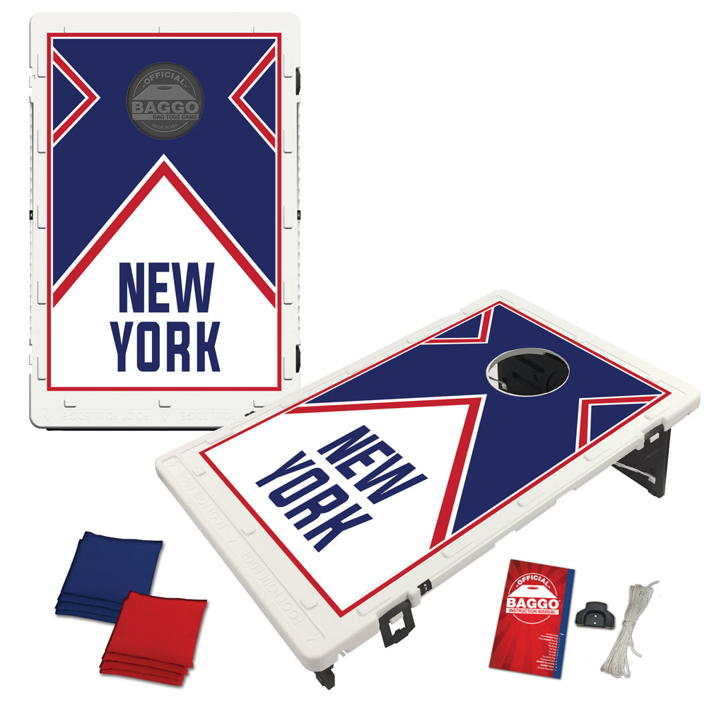 NY Vintage Bag Toss Game by BAGGO