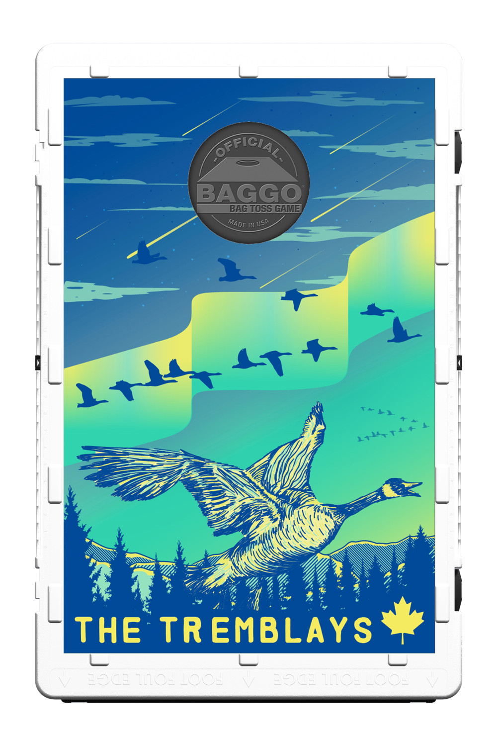 Northern Lights Goose Screens (only) by Baggo