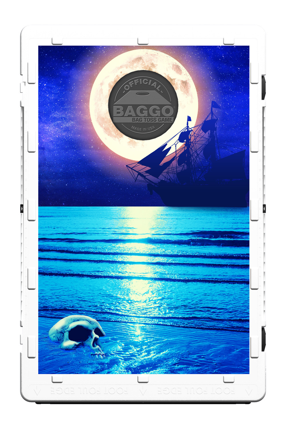 Pirate Moonset Screens (only) by Baggo
