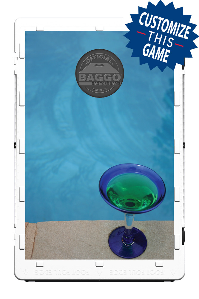 Poolside Martini Screens (only) by Baggo