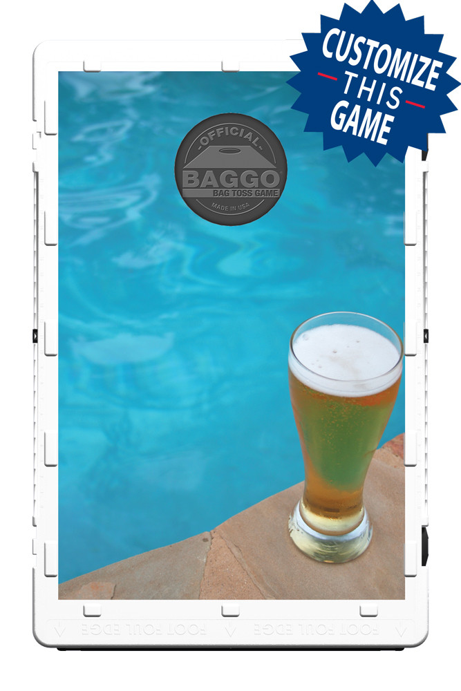 Poolside Beer Screens (only) by Baggo