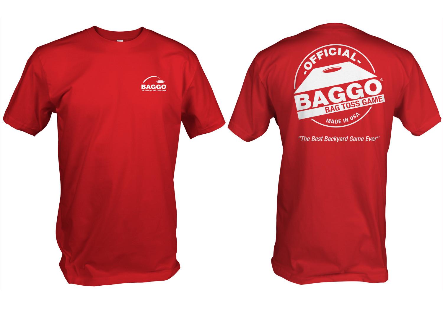 Classic Official BAGGO Bag Toss Game T-Shirt