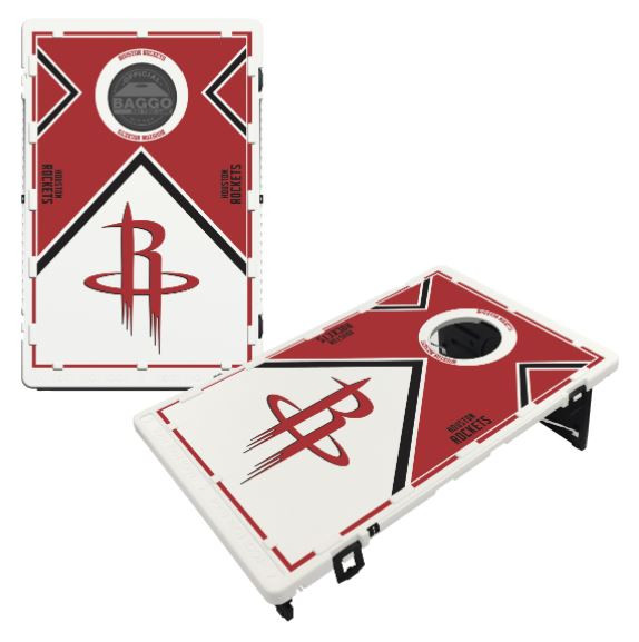 Houston Rockets Bean Bag Toss Game by BAGGO