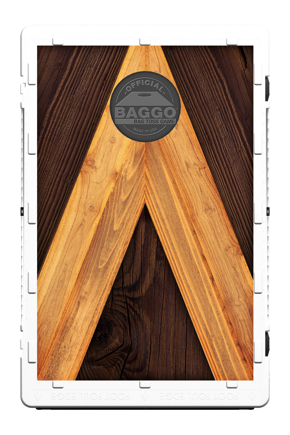 Rustic A-Frame Screens (only) by Baggo