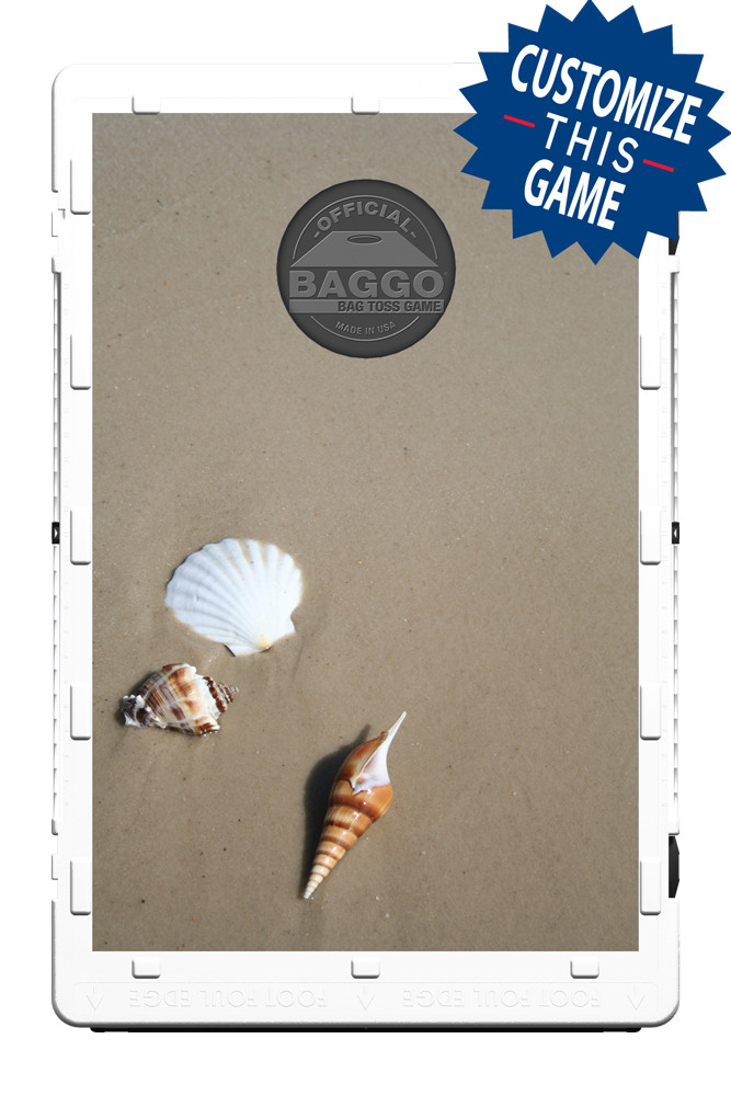 3 Shells in the Sand Screens (only) by Baggo