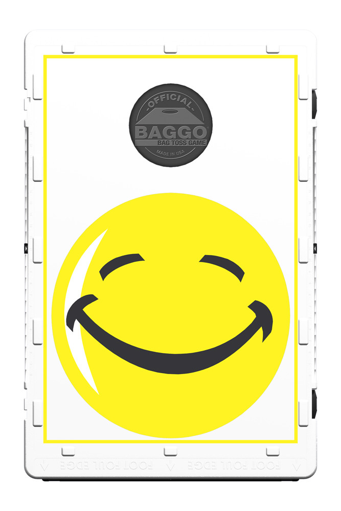 Baggoji Smiley Face Screens (only) by Baggo