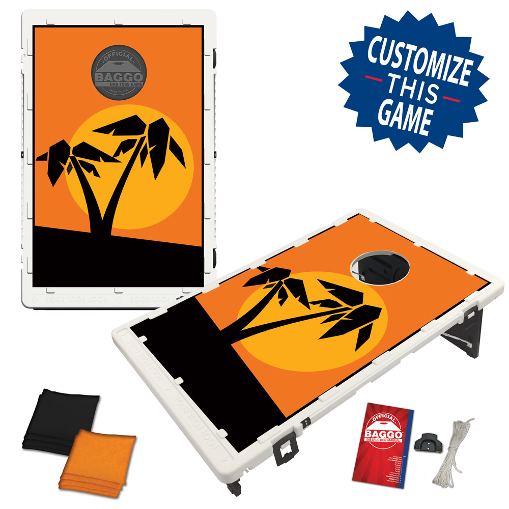 Sun & Palms Beach Bean Bag Toss Game by BAGGO
