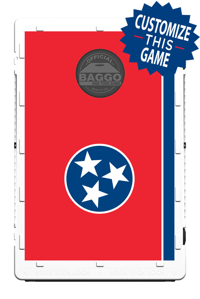 Tennessee Flag Screens (only) by Baggo