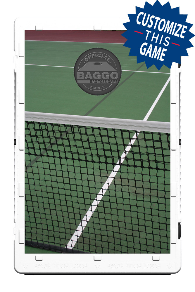 Tennis Net & Court Screens (only) by Baggo