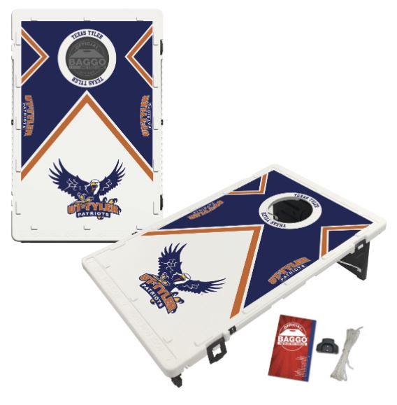 Texas Tyler Patriots Bean Bag Toss Game by BAGGO