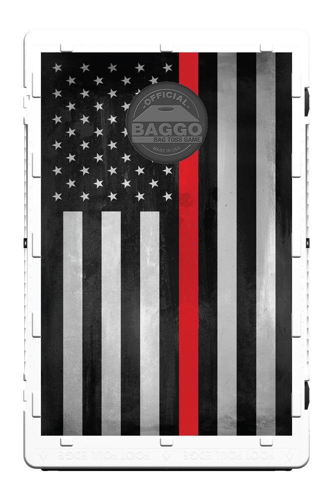 Thin Red Line Screens (only) by Baggo
