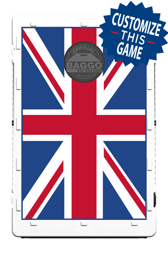 United Kingdom Flag Screens (only) by Baggo