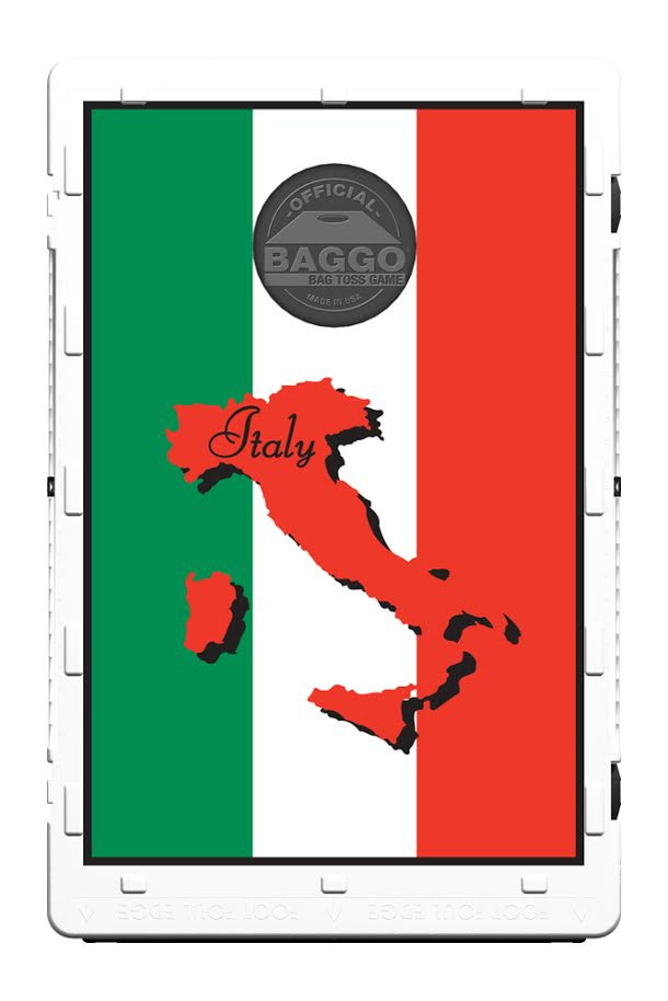 Italy Flag Screens (only) by Baggo
