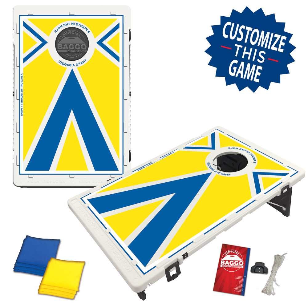 Vintage Royal Bean Bag Toss Game by BAGGO