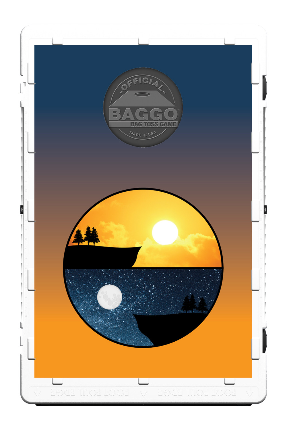 Cliff Yin-Yang Screens (only) by Baggo