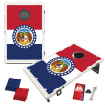 Missouri State Flag Bean Bag Toss Game by BAGGO