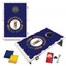 Kentucky State Flag Bean Bag Toss Game by BAGGO