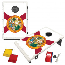 Florida State Flag Bean Bag Toss Game by BAGGO