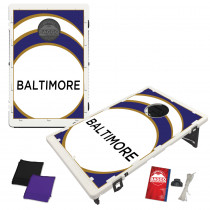 Baltimore Vortex Bag Toss Game by BAGGO