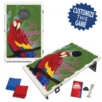 Margarita Parrot Bean Bag Toss Game BAGGO