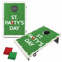 St. Party's Day Bean Bag Toss Game by BAGGO