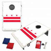 Washington, D.C. Flag Bean Bag Toss Game by BAGGO