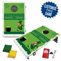 Leprechaun Bean Bag Toss Game by BAGGO