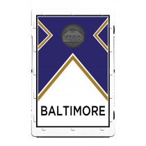 Baltimore Vintage Screens (only) by Baggo