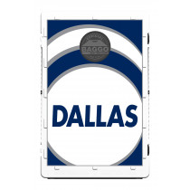 Dallas Navy Vortex Screens (only) by Baggo