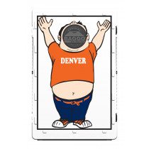 Denver Baggo Fan Screens (only) by Baggo