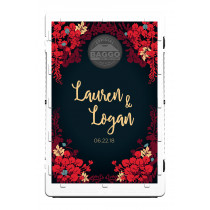 Floral Wedding Screens (only) by Baggo