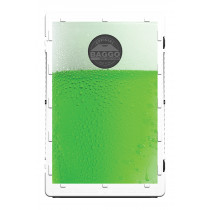 Green Beer Screens (only) by Baggo