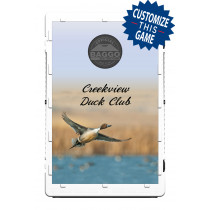 Pintail Duck in Flight Screens (only) by Baggo