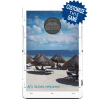 Tiki Hut Beach Screens (only) by Baggo