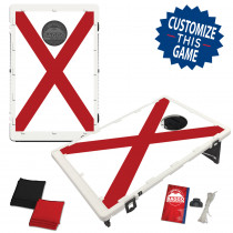 Alabama Flag Bean Bag Toss Game by BAGGO