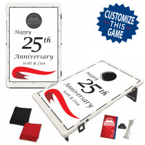 Happy Anniversary Bag Toss Game by BAGGO