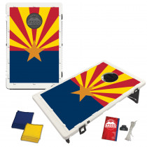 Arizona Flag Bean Bag Toss Game by BAGGO