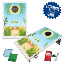 Beach Day Bean Bag Toss Game by BAGGO