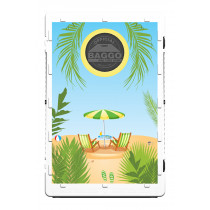 Beach Day Screens (only) by Baggo