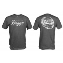 Bottle Cap Toss One Back Enjoy BAGGO T-Shirt