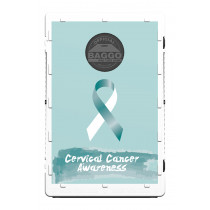 Cervical Cancer Awareness Screens (only) by BAGGO