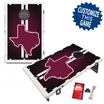 College Station Texas Fanatic Bean Bag Toss Game by BAGGO