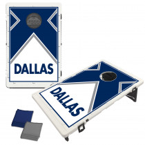 Dallas Navy Vintage Baggo Bag Toss Game by BAGGO