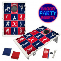 Dance Off Bean Bag Toss Game by BAGGO