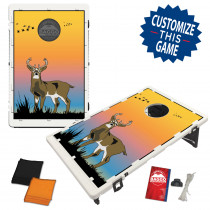 Deer Hunting Baggo Bag Toss Game by BAGGO