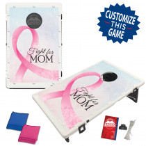 Fight for MOM Bean Bag Toss Game by BAGGO