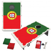 Flag of Portugal Bean Bag Toss Game by BAGGO